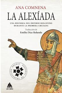 La Alexíada Ana Comnena