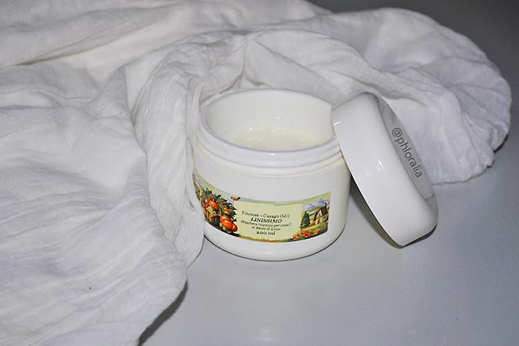 phloralia blog blogger ecobio eco bio ecologico biologico naturale natural organic fitocose linissimo impacco balsamo balm maschera mask lino linen capelli hair haircare recensione review