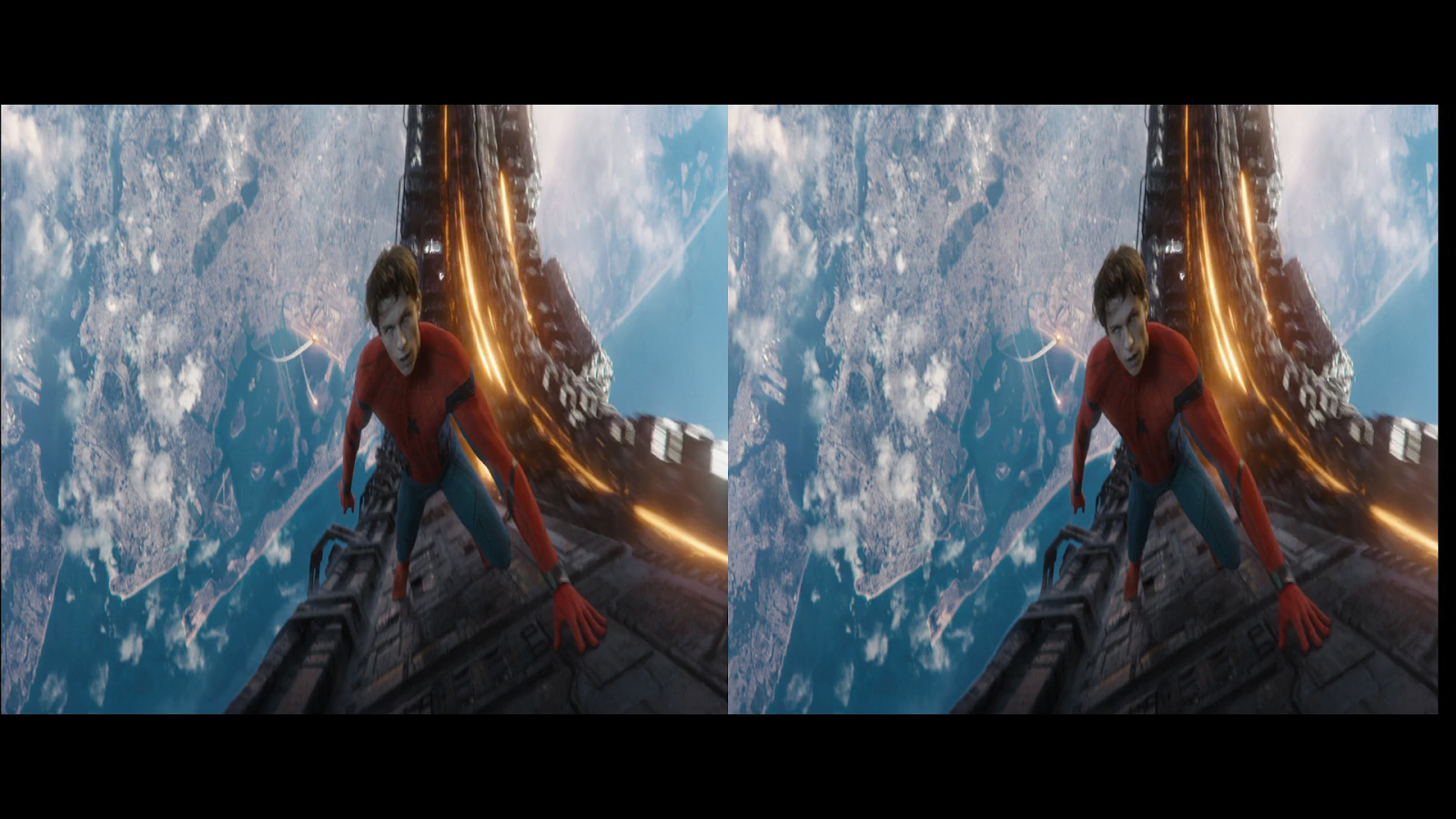 Avengers: Infinity War (2018) 3D SBS Full 1080p Latino-Ingles captura 2