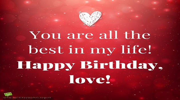70 Happy Birthday Wishes For Girlfriend Messages And Quotes For Her