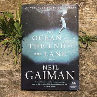 The Ocean at the End of the Lane by Neil Gaiman - Reading, Writing, Booking