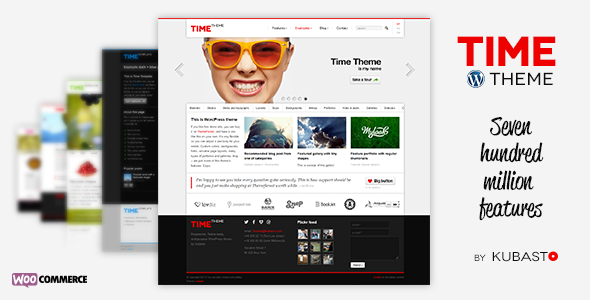 Time Responsive WP Themes