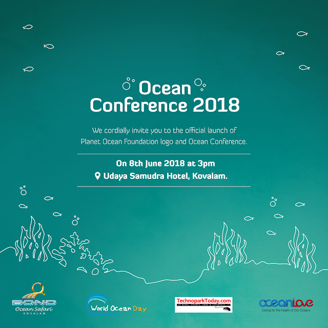 ocean conference at kovalam trivandrum kerala