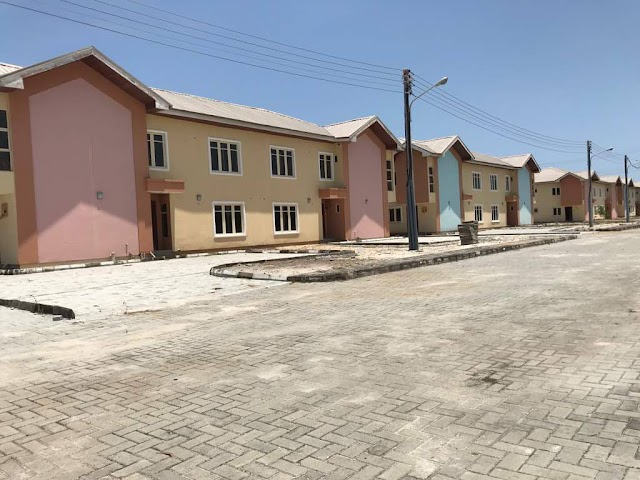 OASIS GARDENS, ABIJO GRA, LEKKI, LAGOS (BEAUTIFUL APARTMENTS FOR SALE)