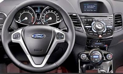 2017 Ford Fiesta Zetec S Review UK
