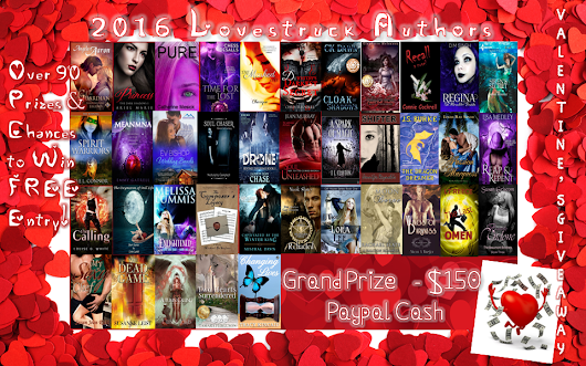 2016 Lovestruck Authors Valentine's Giveaway
