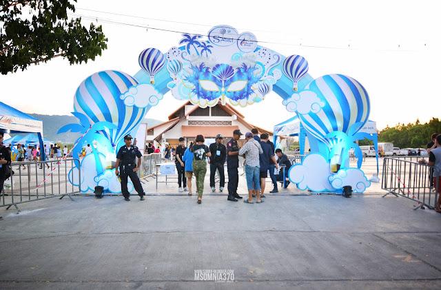 Samui Blue Paradise Fest by Bangkok Airways 2016, Koh Samui event, Samui News, Anniversary Bangkok Airways, Samui free concert,