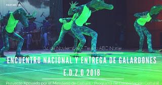 ENCUENTRO Nacional y Entrega de Galardones E.D.Z.O 2018