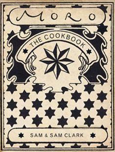 "Cover of ""Moro: The Cookbook""."