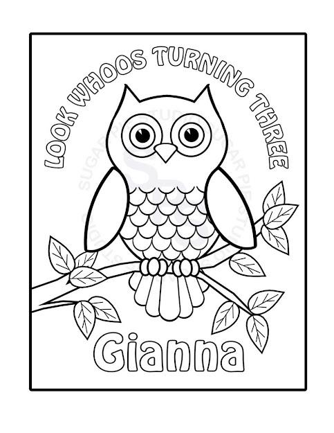 Cute Owl Coloring Pages Cute Owl Coloring Pages Owl Coloring Pages Owl  Coloring Pages  Download