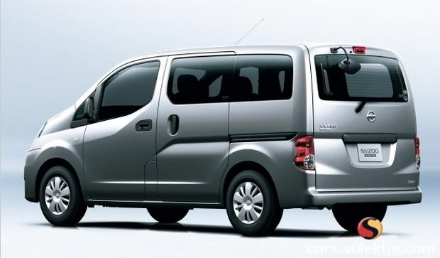 Car New And Reviews Nissan Evalia Challenger New Family Car