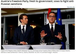 νέα αυστριακή κυβέρνηση
