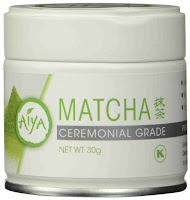 Aiya ceremonial grade matcha green tea