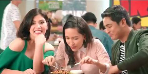 Angel Locsin and Coco Martin Joined Forces In The Newest 'Mang Inasal' TVC!