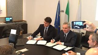 La BEI sostiene lo sviluppo dei Porti di Roma e del Lazio