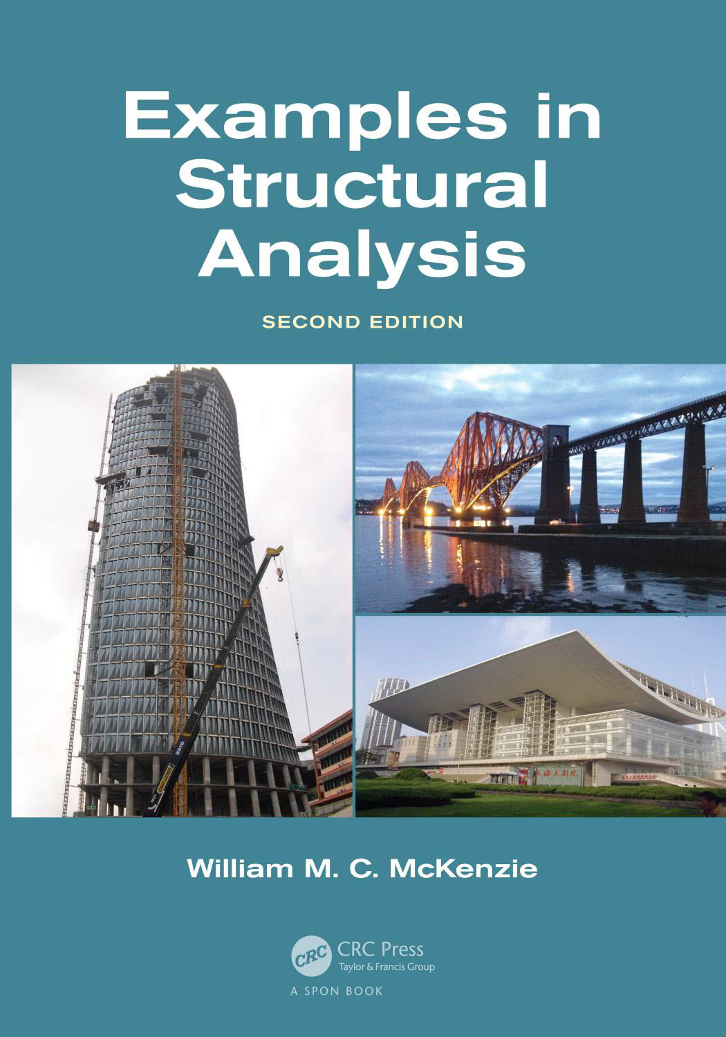 Examples in Structural Analysis Second Edition - Engineering