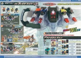 Bandai : Kamen Rider Fouze Henshin Belt - DX Fourze Driver วันที่ 3 เดือน 9   ข่าวของเล่นออก ...
