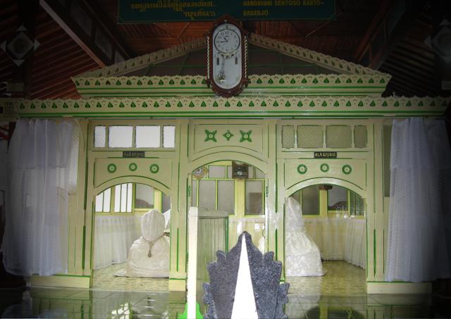 Foto Makam Sunan Bayat di Klaten
