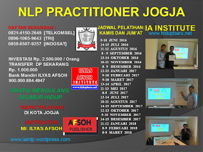 Pelatihan NLP Yogyakarta