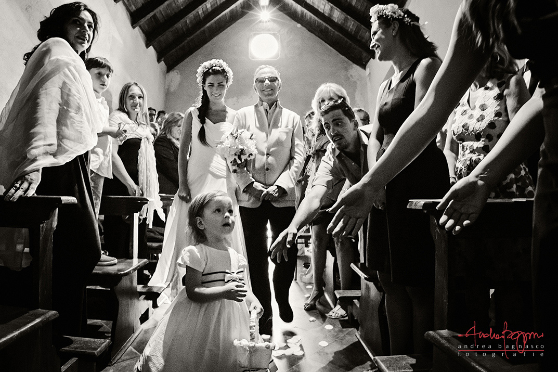 ingresso sposa matrimonio