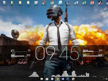 Hình nền PUBG (Battleground) cho máy tính
