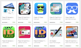 Fake ID Card apps