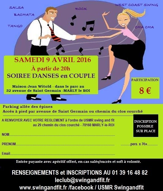 Los yumas de cuba soir e danses en couple samedi 9 - Les pyramides avenue de saint germain port marly ...
