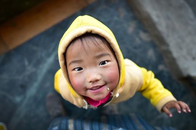 Bhutan boy