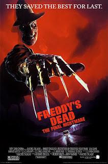 A Nightmare on Elm Street 6: Freddy's Dead: The Final Nightmare (1991) 3 มิตินิ้วเขมือบ ภาค 6