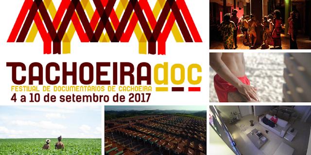 VIII CachoeiraDoc – Festival de Documentários de Cachoeira