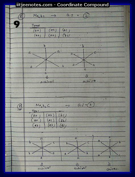 Co-Ordinate Compound9