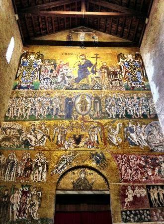 Basilica-Santa-Maria-Assunta-Torcello-Mosiacs-Last-Judgement
