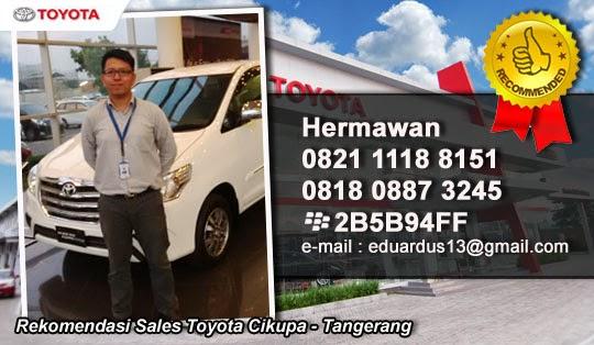 Toyota Auto 2000 Cikupa - Tangerang