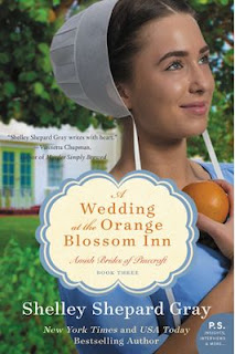 BookReview/ReadAnExcerpt A Wedding At the Orange Blossom Inn by Shelley Shepard Gray