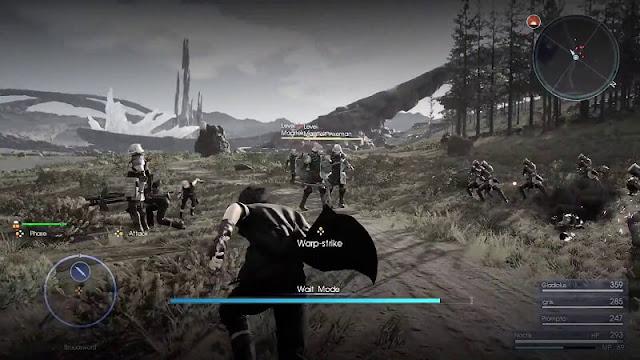 Final Fantasy XV Repack