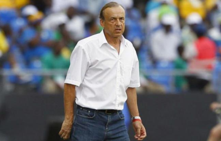 Russia 2018 Qualifier: Getting the World cup ticket will be difficult – Gernot Rohr