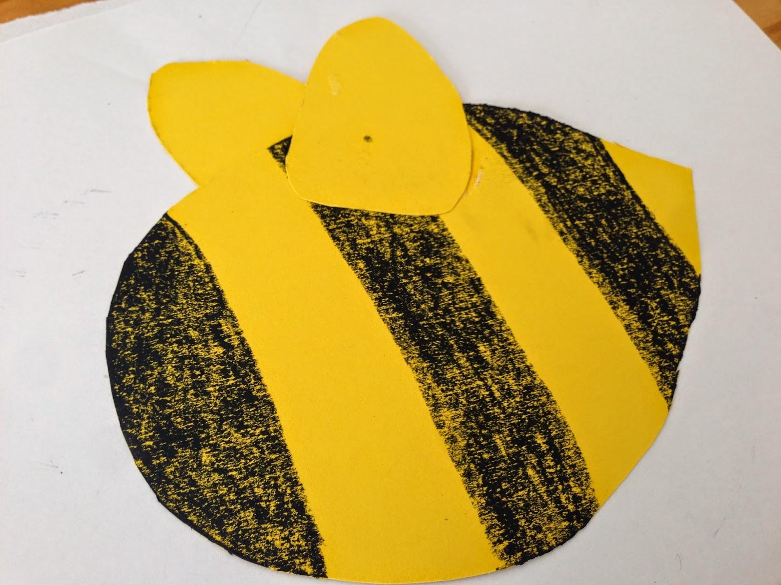 Der Bienenkörper.