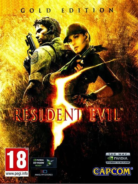 Detonado - Resident Evil 5