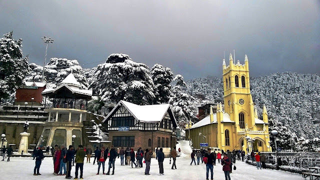 Shimla's name considering the idea of Shyamala
