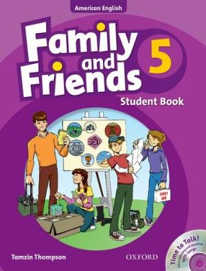 Family and friends 4 student book pdf free download