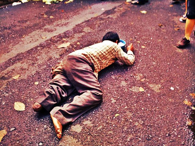 Poverty Urban Thailand