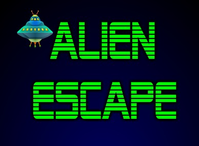 EnaGames Alien Escape Wal…