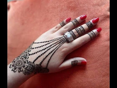 Mehndi Jewellery Designs facebook