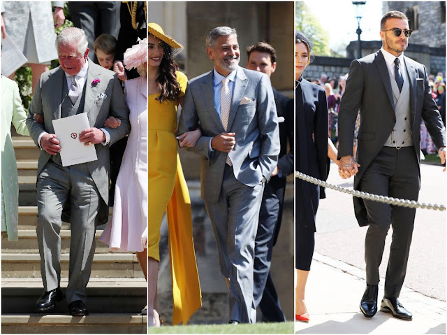 The Royal Wedding Dress Code And The Best Dressed Man Grey Fox