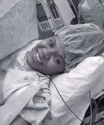 yomi casual wife gives birth c section