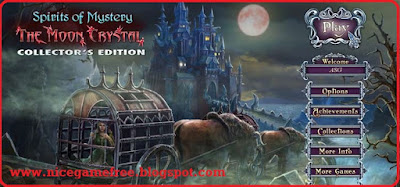 Spirits of Mystery 9 - The Moon Crystal CE Full Version Game