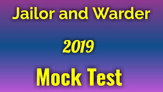 WARDER EXAM 2019 GENERAL KNOWLEDGE MOCK TEST-4