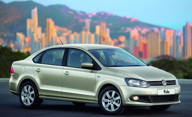 2018 Volkswagen Polo Sedan