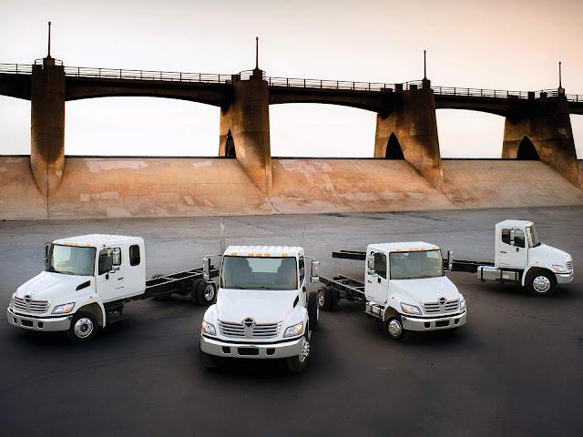 Hino Motors - Toyota