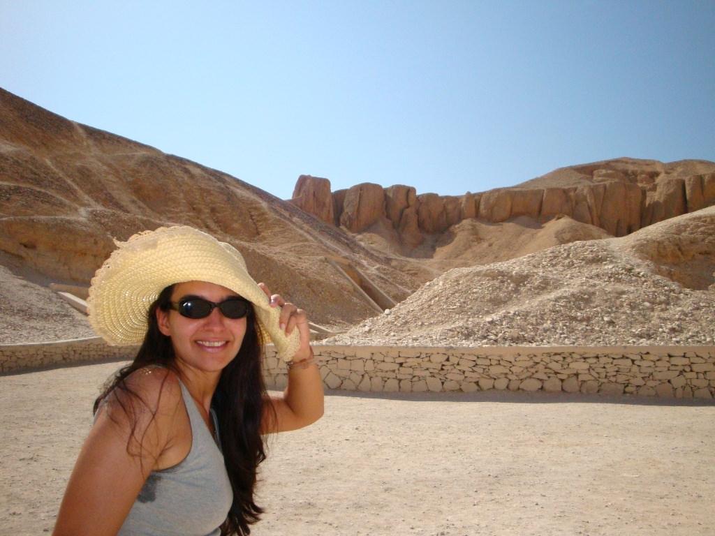 Vale dos Reis no Egito